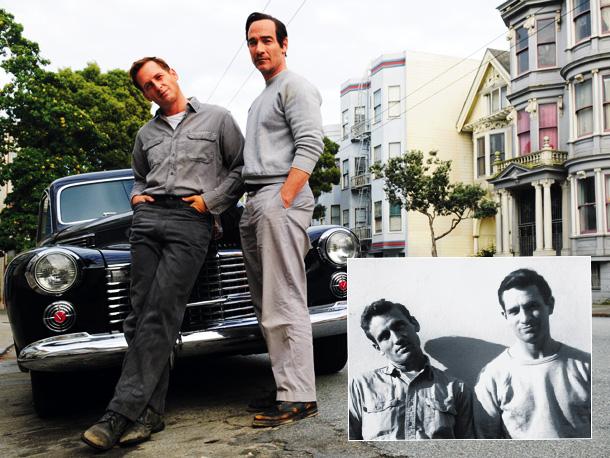 "Josh Lucas & Jean-Marc Barr en ""Big Sur"""