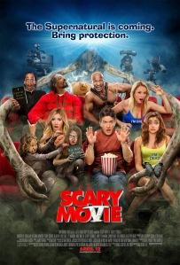Poster de Scary Movie V