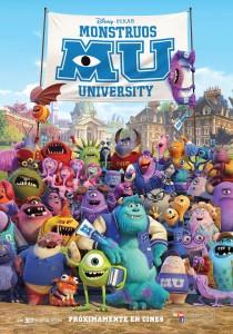 Montruos University