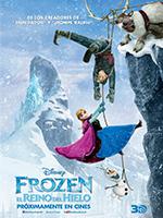 Frozen: El reino del hielo… Congelados enverano