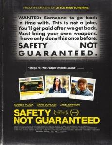 Seguridad no garantizada
