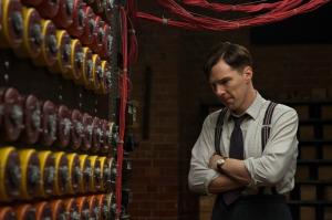 Cumberbatch es el matemático Alan Turing