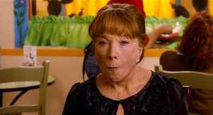 Shirley MacLaine es Marjorie Nugent... la odiada